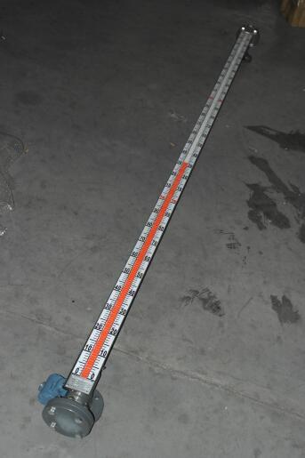 PVC材质磁翻板液位计