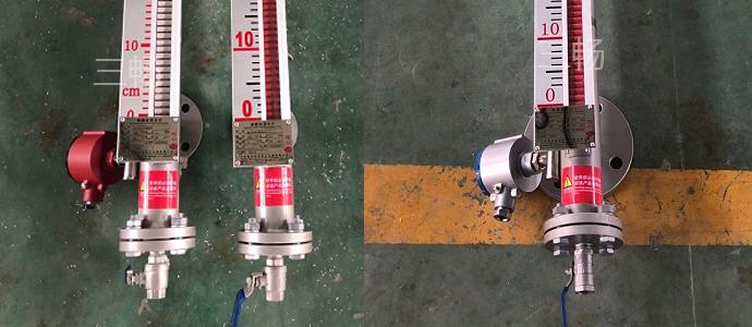 远传磁翻板液位计