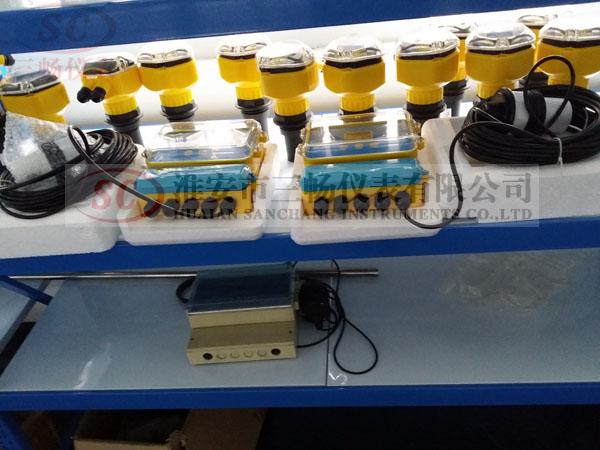 分体式防腐超声波液位计