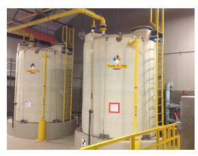 远传磁翻板液位计用于化学品储罐中的内部观察优势