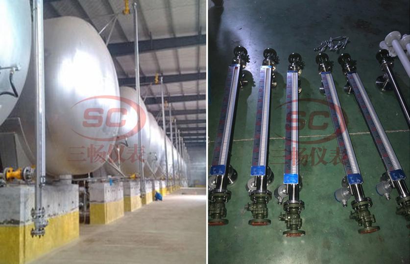 磁翻板液位计的广泛优势为其扩大油田液位计量应用提供契机