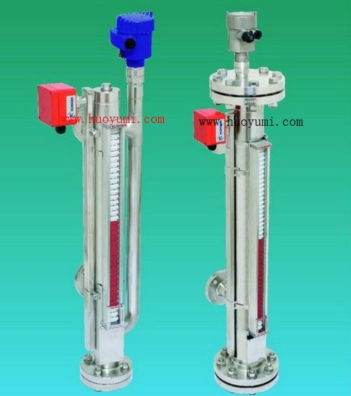SC-UCD将浮子式磁翻板液位计