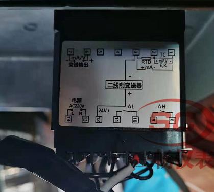 非本厂控制箱数显表