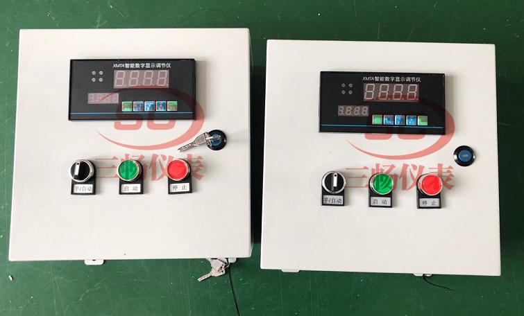 磁翻板液位计室内液位控制箱