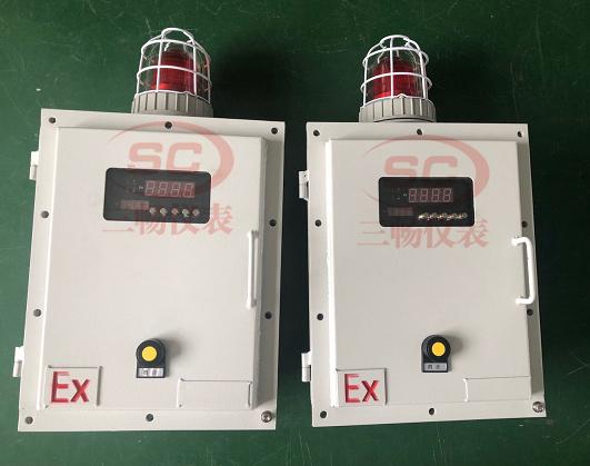 磁翻板液位计液位防爆控制箱
